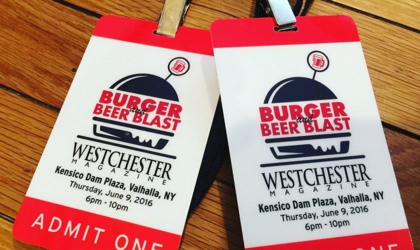 Westchester Magazine's Beer and Burger Blast
