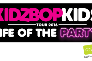 "THE KIDZ BOP KIDS' ""LIFE OF THE PARTY"" TOUR HITS ALLENTOWN AUGUST 30"