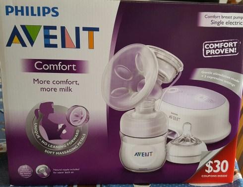 Philips Avent Comfort Pump