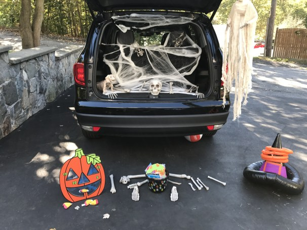 Trunk or Treat with Oriental Trading