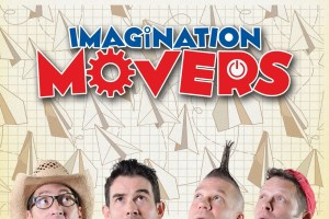 GIVEAWAY:  Imagination Movers at Paramount Hudson Valley