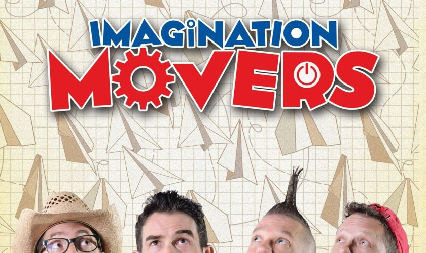 GIVEAWAY:  Imagination Movers at Paramount Hudson Valley