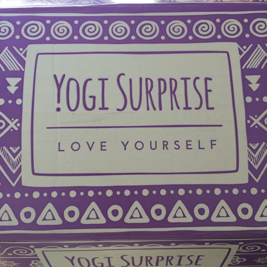 YOGISURPRISE Monthly Box