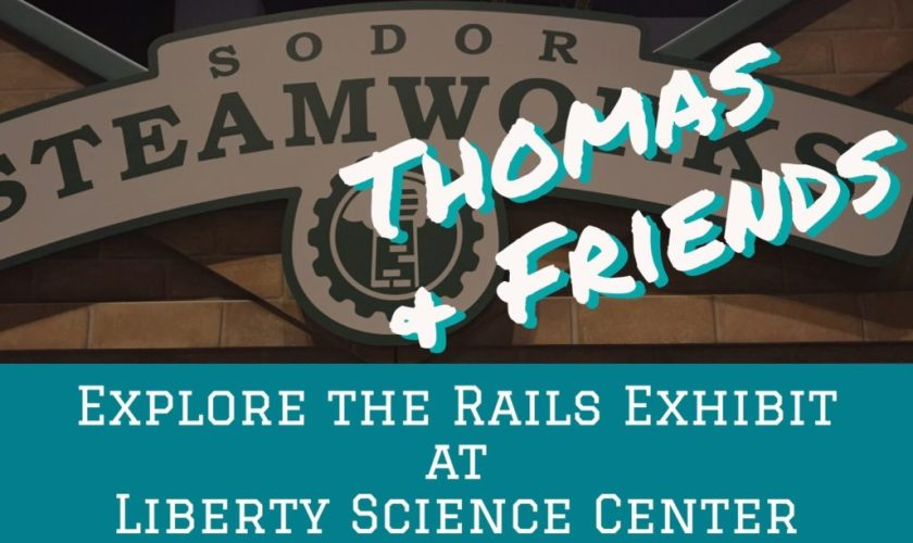 All Aboard with Thomas & Friends at the Liberty Science Center