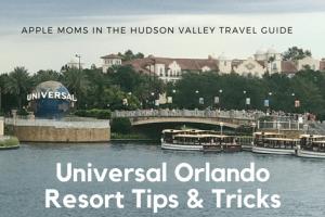 TRAVEL: Universal Orlando Resort Tips and Tricks