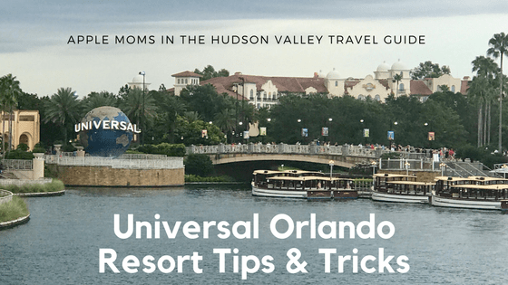 TRAVEL: Universal Orlando Resort Tips and Tricks