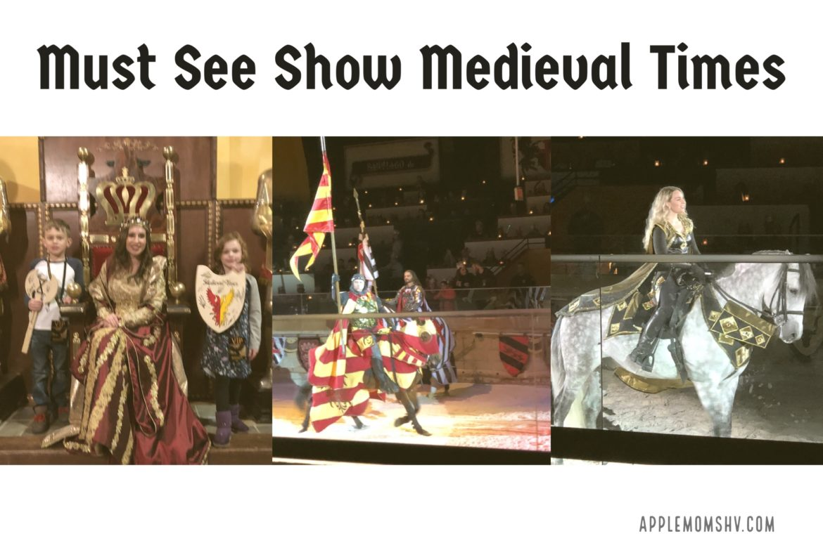 REVIEW: Medieval Times Dinner & Tournament