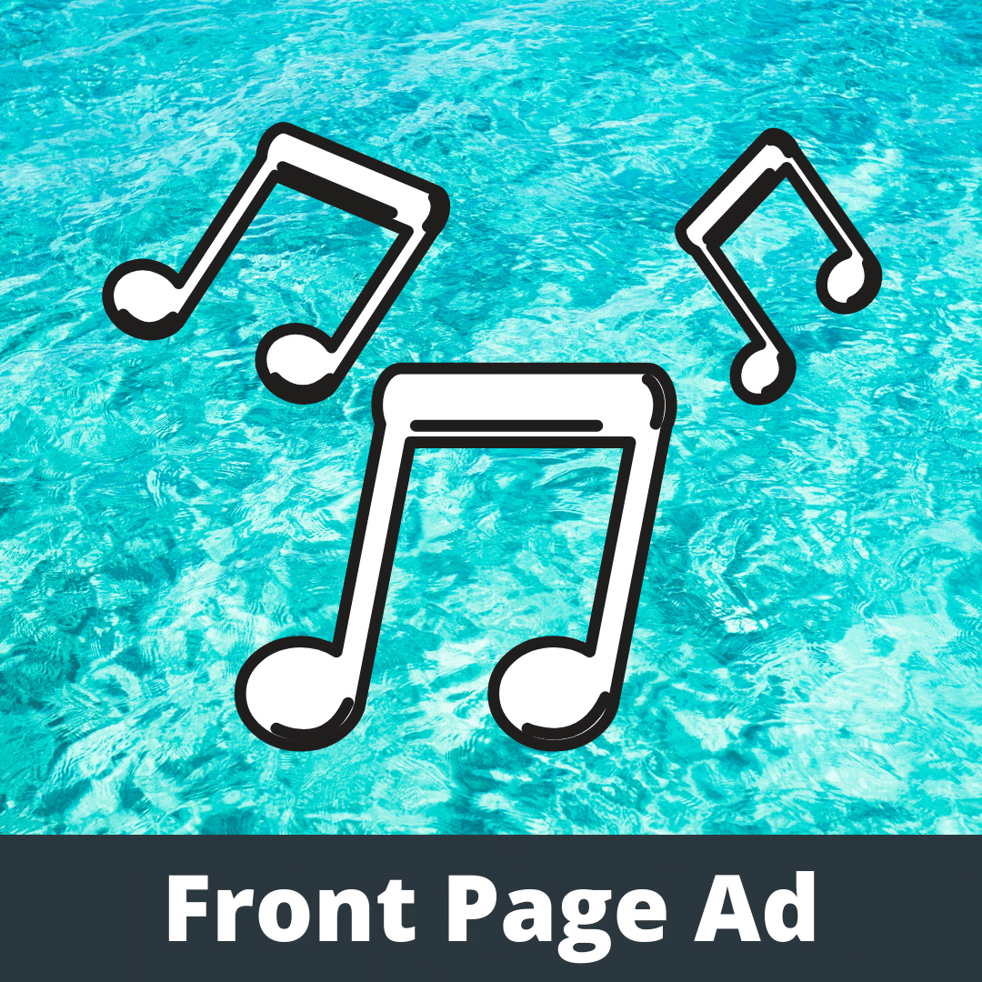 Front Page Ad