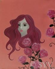 """""""Roses II"""" - Sarah Y. Varnam"""