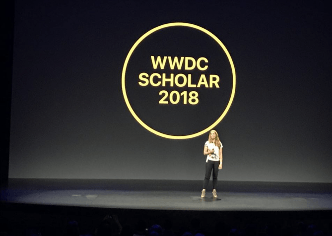 Apple gives WWDC18 scholarship winners free AirPods