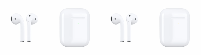 AirPods 2 rumored to have a black color and extra grip