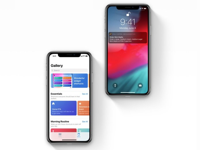 Apple releases first public beta of iOS 12.2
