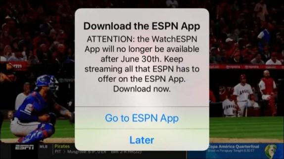 ESPN-App