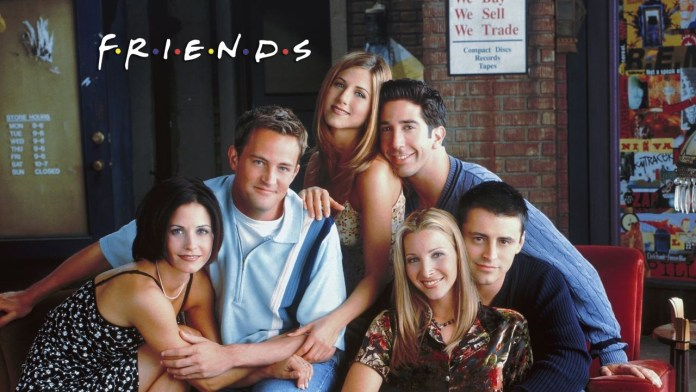 """Complete series of """"Friends"""" available for $80 on iTunes"""