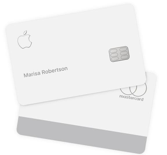 Keep your Titanium Apple Card away from leather
