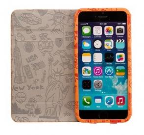 Купить чехол для iPhone 6 Ozaki o!Coat Travel New York в ...