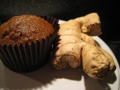 Super gingery ginger cake!
