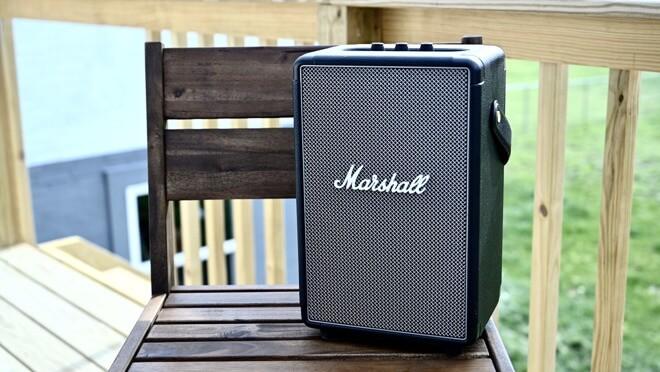 Marshall Tufton - отличный оратор для активного отдыха