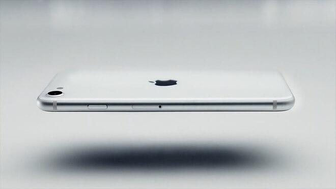 Абсолютно новый iPhone SE (2020)