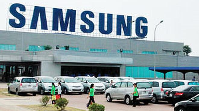 Завод Samsung Bac Ninh (Источник: VIR.com)