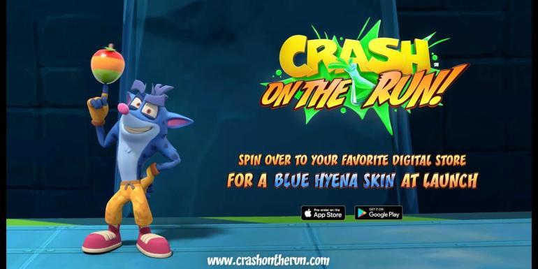 Игра Crash Bandicoot для iPhone выйдет весной 2021 года
