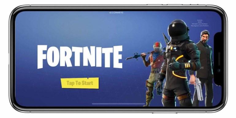 Fortnite на iPhone возвращается - через потоковую передачу на GeForce