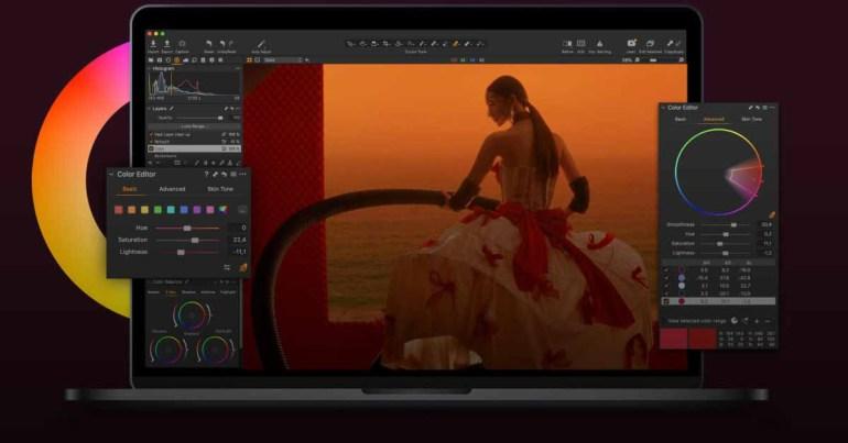 Фоторедактор Capture One теперь оптимизирован для компьютеров Mac M1, производительность повышена на 100%.