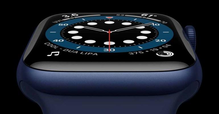 Причина перехода на Apple Watch Series 7 пока не ясна