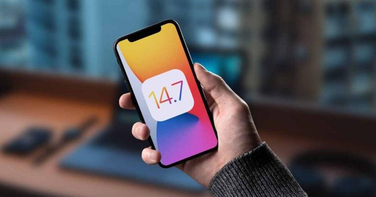 Apple выпускает iOS 14.7.1 с исправлением ошибки разблокировки Apple Watch