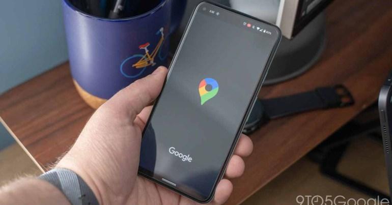 Google Maps добавляет виджеты iOS для поиска и трафика