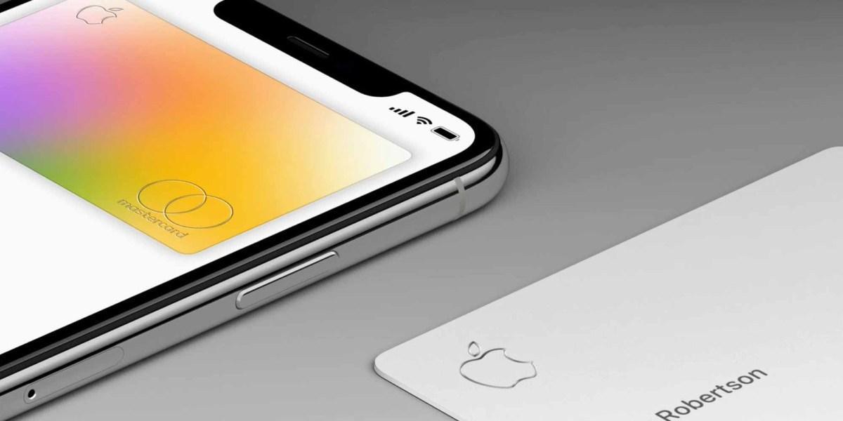 Торговые марки Apple Card одобрены в Канаде
