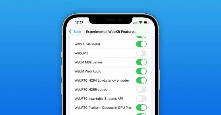 Apple добавляет поддержку аудиокодека WebM в Safari с iOS 15
