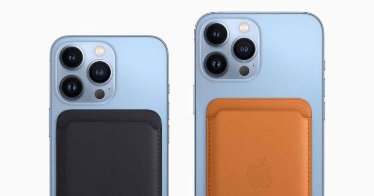 Apple представляет новый кошелек MagSafe для iPhone 12 / iPhone 13 с интеграцией Find My