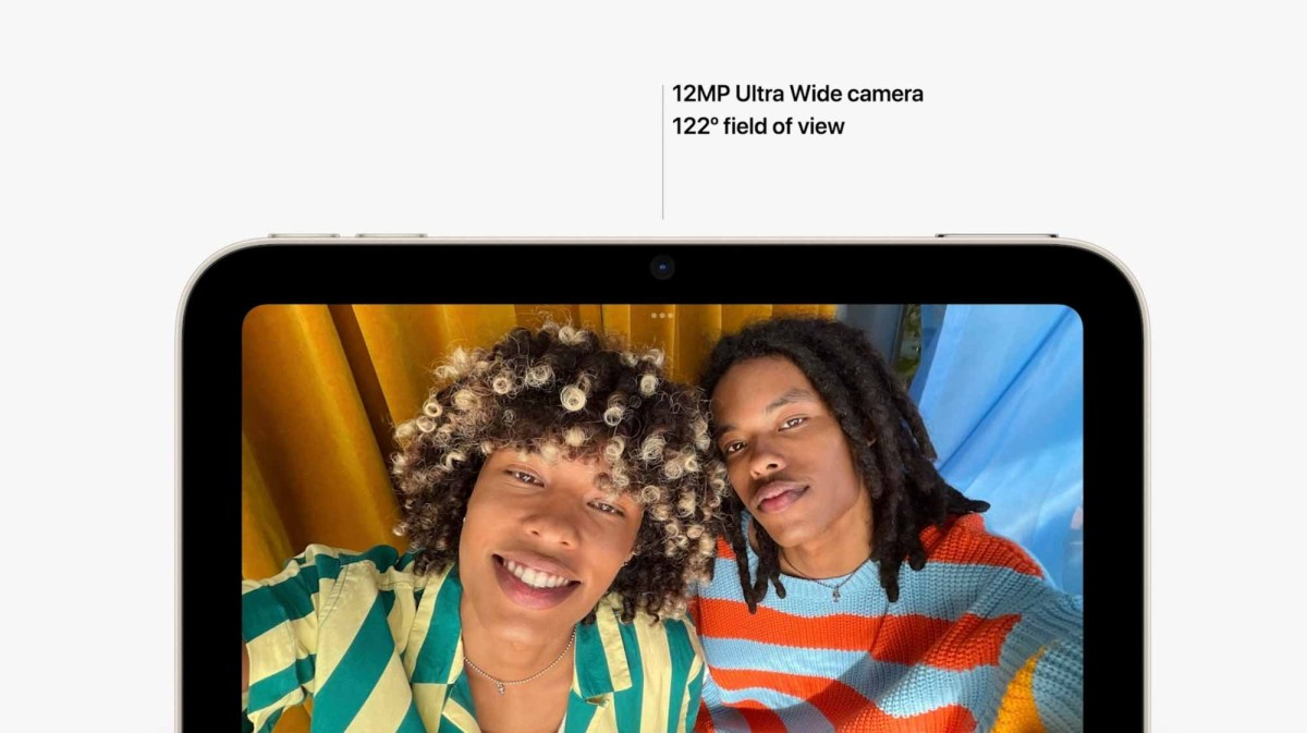 новый iPad mini против iPad mini 5 - камеры