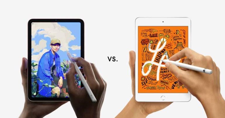Новый iPad mini против iPad mini 5: подробное сравнение