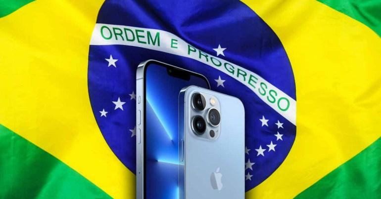 Опять же, в Бразилии самый дорогой iPhone 13