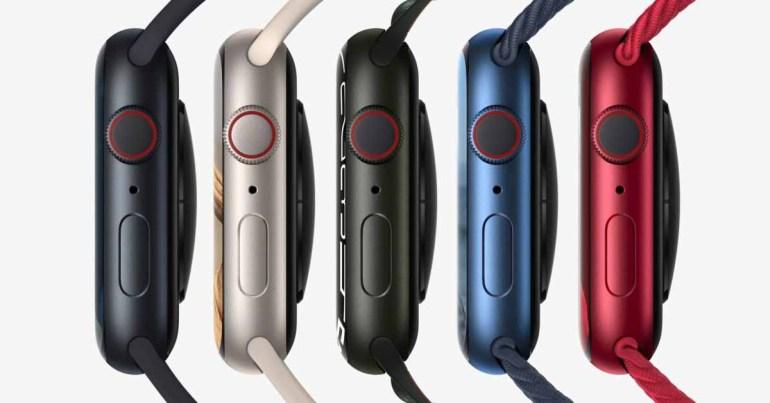 Часто задаваемые вопросы об Apple Watch Series 7: сравнение цветов, совместимость ремешка, дата выпуска
