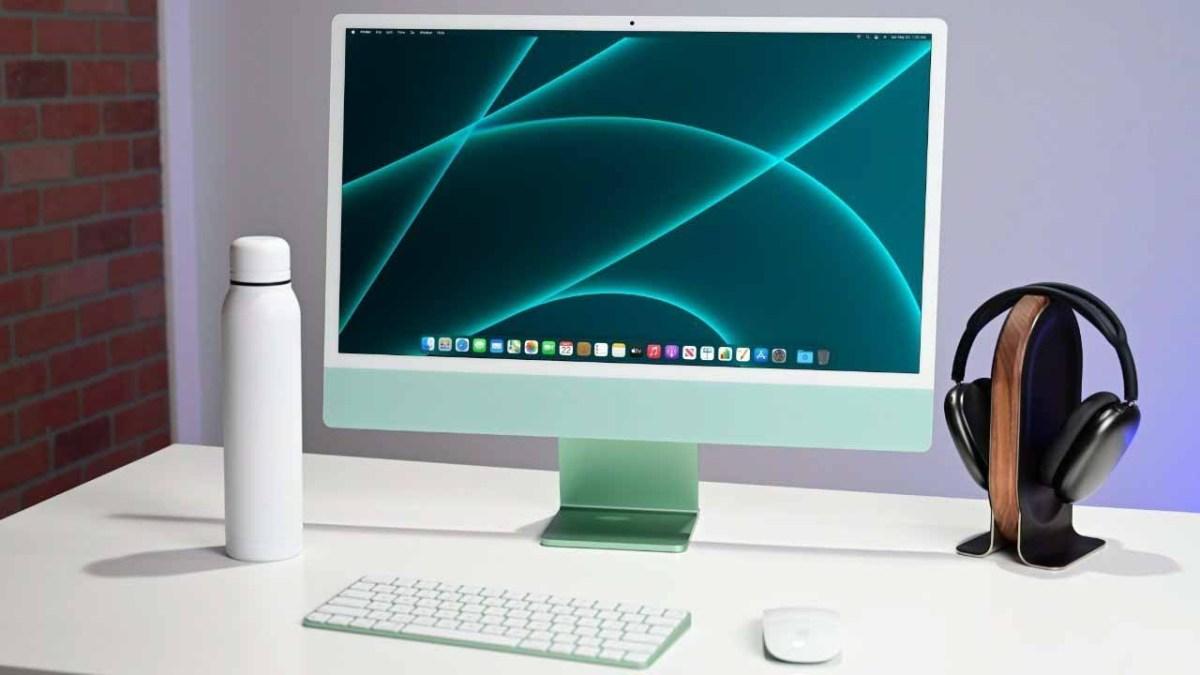 24-дюймовый iMac может получить более крупного помощника по конюшне.