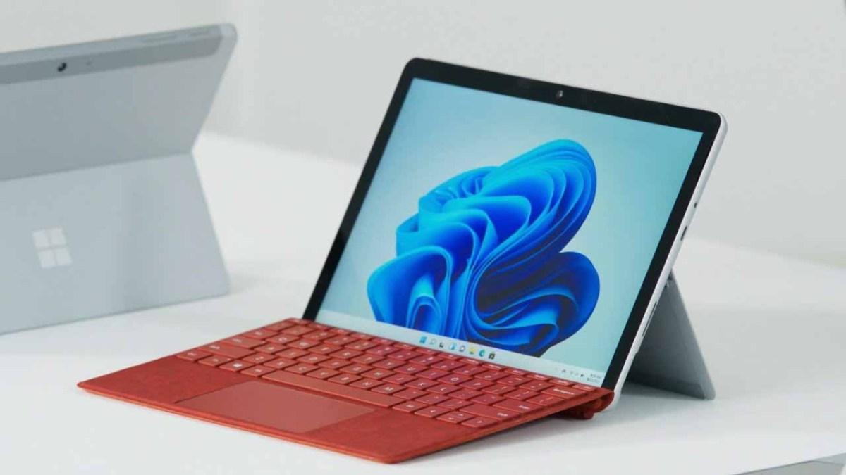 Удобный для детей Surface Go 3