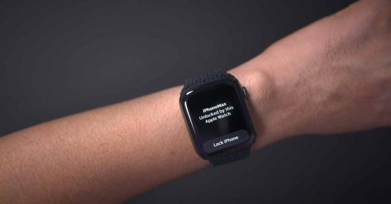 Apple обещает исправить неработающую функцию разблокировки с помощью Apple Watch на iPhone 13
