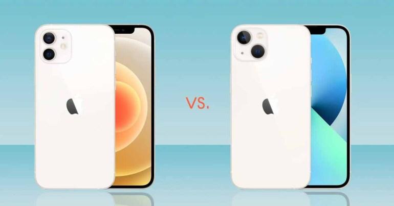 iPhone 12 против iPhone 13: что купить в 2021 году?