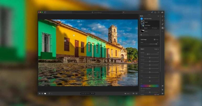 Adobe представляет новые инструменты маскирования на основе искусственного интеллекта в Lightroom на iPhone, iPad и Mac