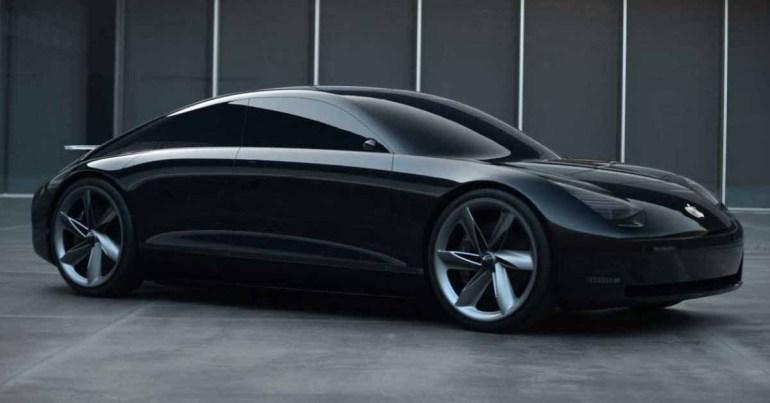 Apple подбирает двух инженеров Mercedes, вероятно, для команды Apple Car
