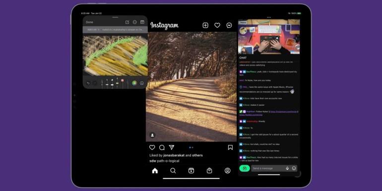 Генеральный директор Instagram говорит, что приложение для iPad было бы `` неплохим '', но в настоящее время это не планируется