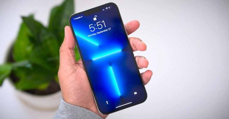 iPhone 13 Pro Max может заряжаться быстрее, чем его предшественник