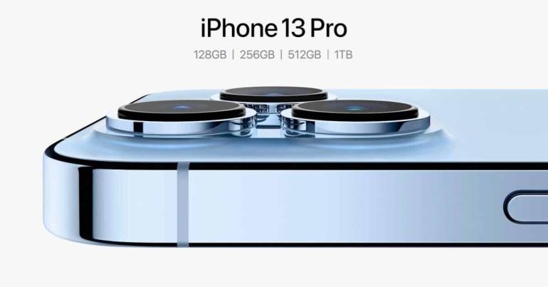 iPhone 13 Pro Max с 1 ТБ стоит 1599 долларов, iPhone XR и iPhone 12 Pro сняты с производства