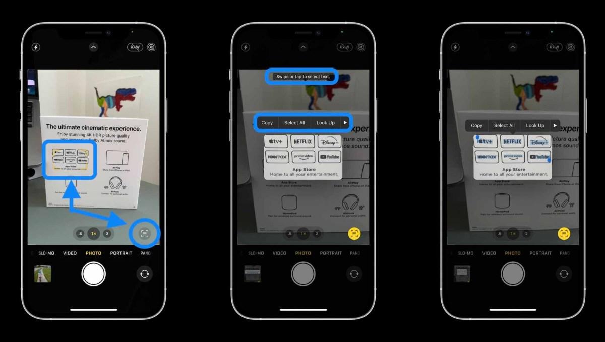 Как использовать распознавание текста в реальном времени iPhone в iOS 15 - пошаговое руководство