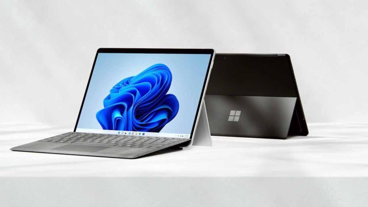 Surface Pro 8 получил новое перо Surface Slim Pen