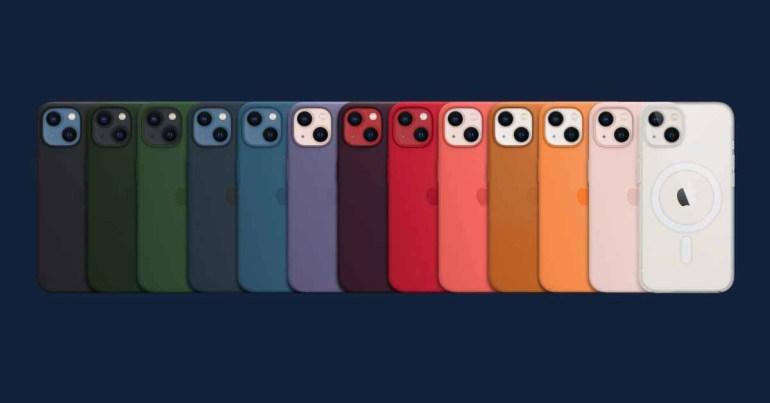 Подходят ли чехлы для iPhone 12 к новому iPhone 13?
