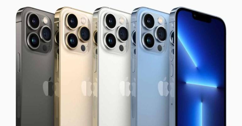 Присоединяйтесь к программе обновления iPhone в Великобритании для iPhone 13
